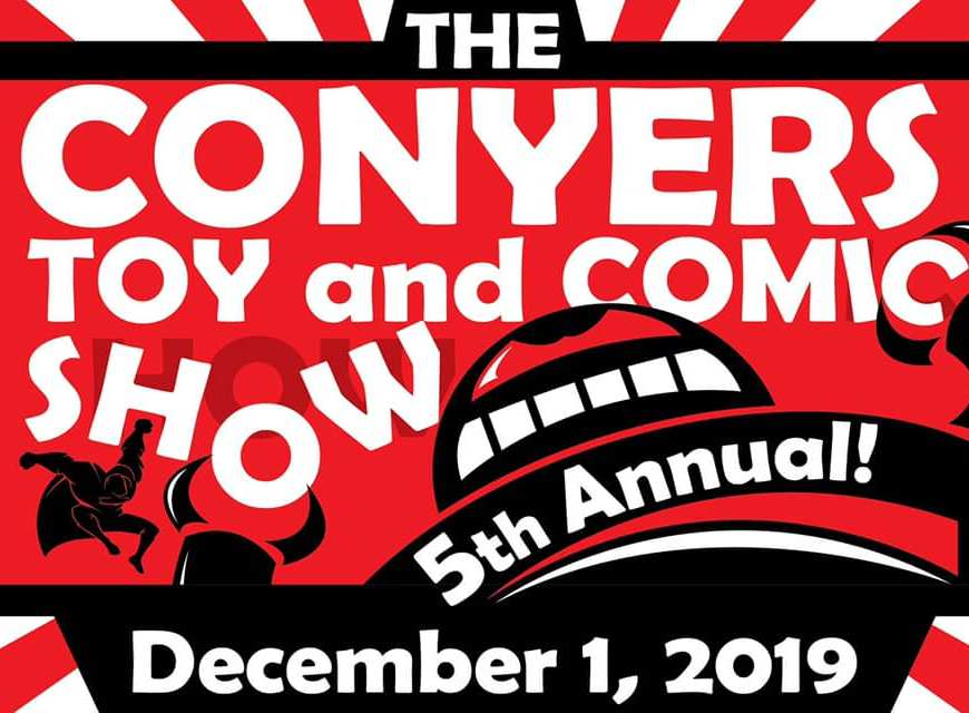 Conyers Toy and Comic Show 2019