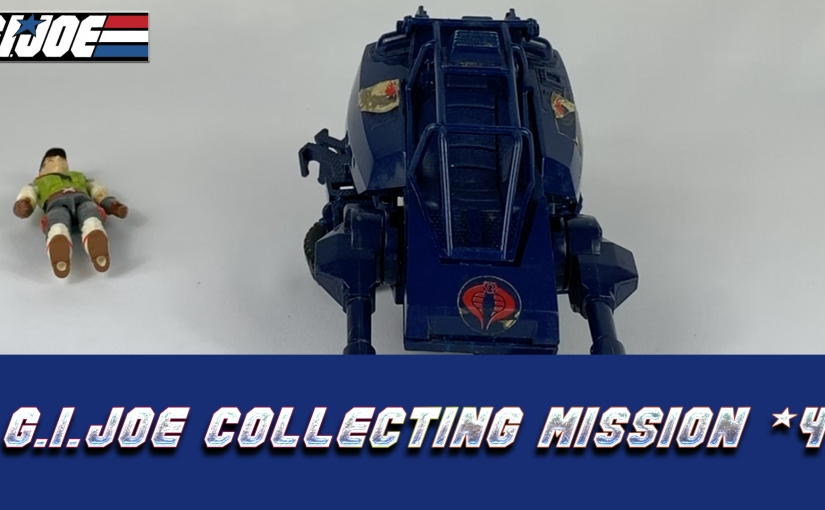 G.I. JOE Collecting Mission #4 | Parts and Pieces
