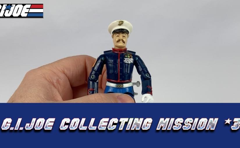 GI JOE Collecting Mission #3 |Gung-Ho